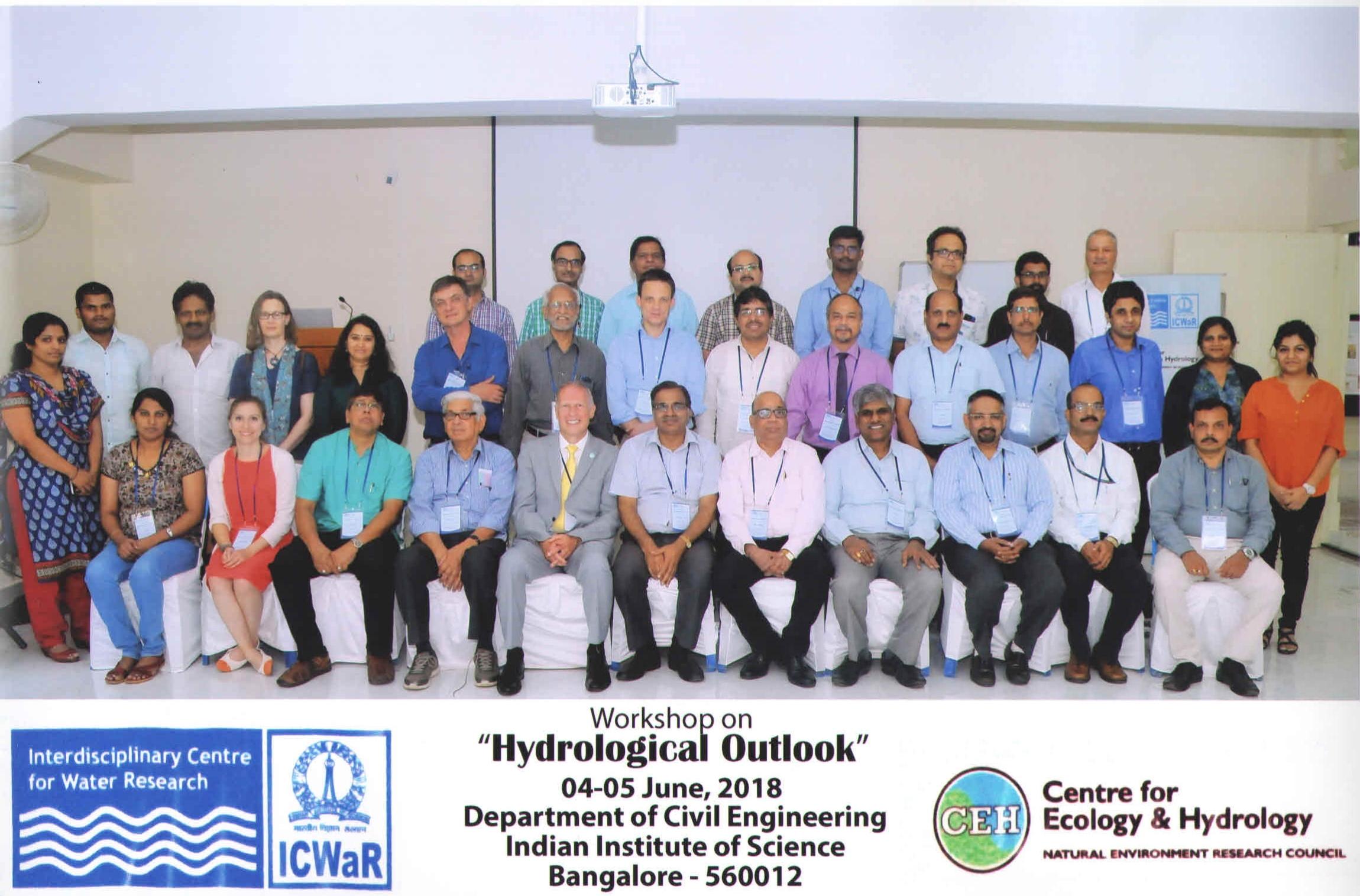"""Workshop on """"Hydrological Outlook"""""""