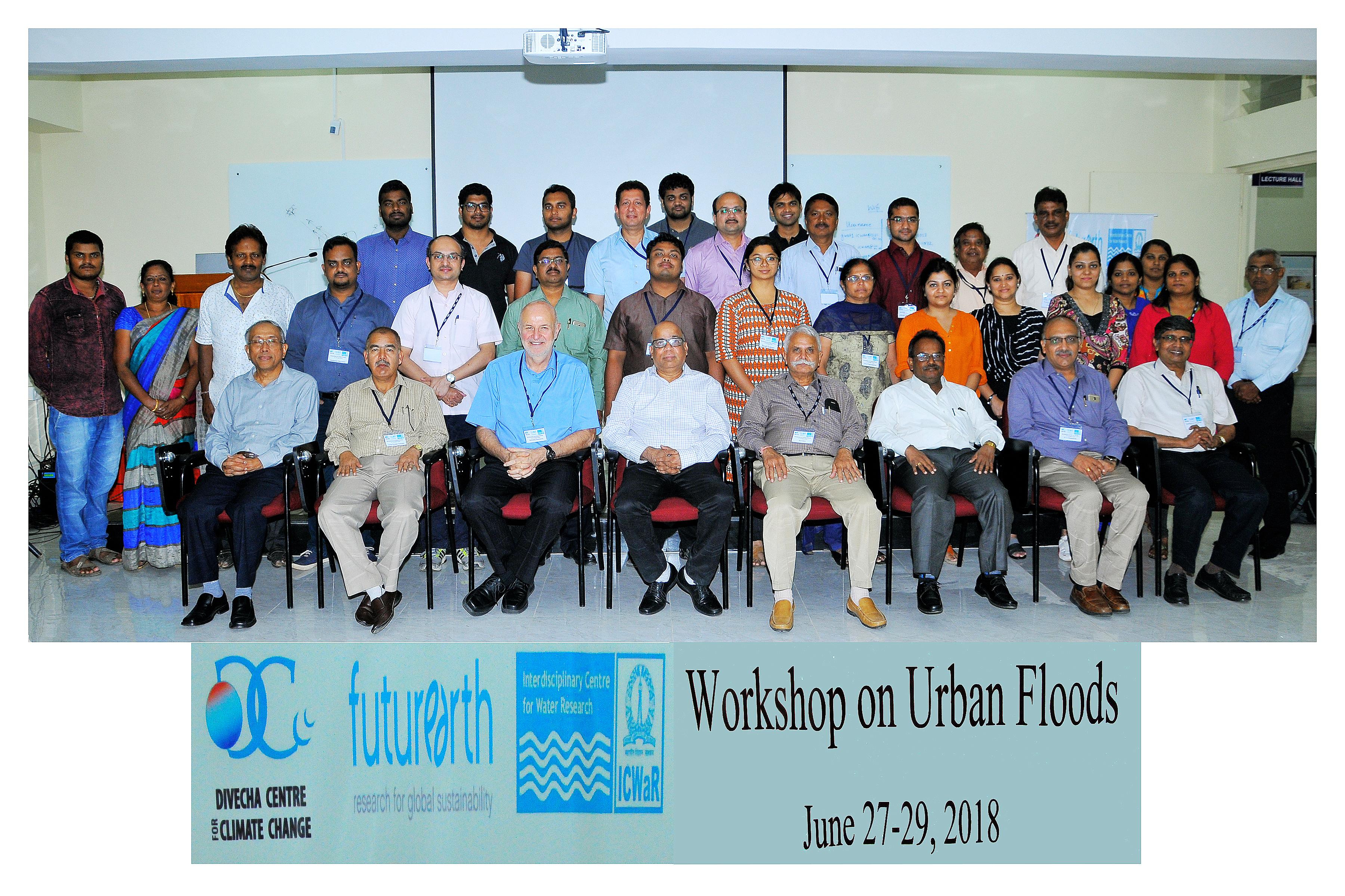Workshop-on-Urban-Floods-28-06-2018